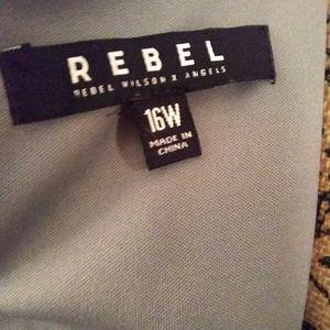Rebel Wilson X Angels Dresses - Rebel Wilson X Angels sequin dress sz 16W
